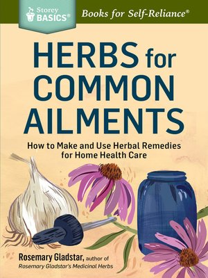 cover image of Herbs for Common Ailments
