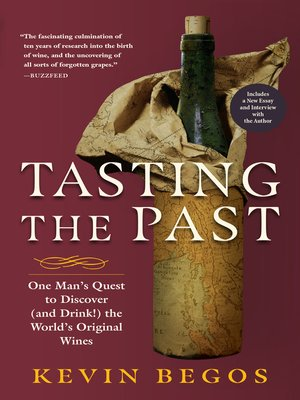 cover image of Tasting the Past