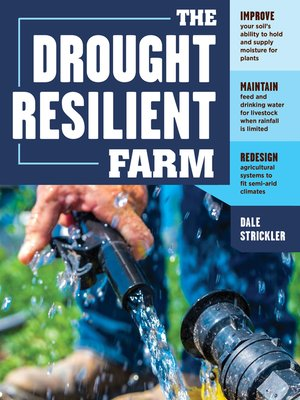 cover image of The Drought-Resilient Farm