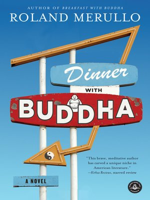 cover image of Dinner with Buddha