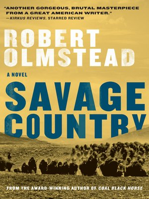 cover image of Savage Country