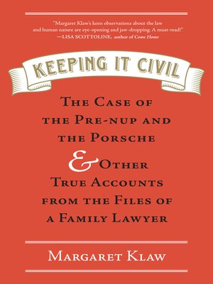 cover image of Keeping It Civil