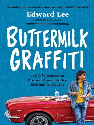 cover image of Buttermilk Graffiti