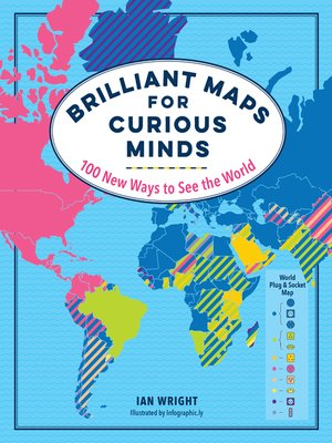 cover image of Brilliant Maps for Curious Minds