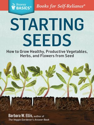 cover image of Starting Seeds