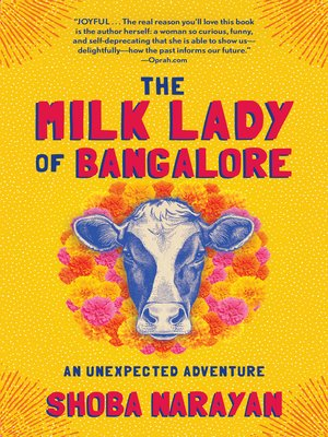 cover image of The Milk Lady of Bangalore