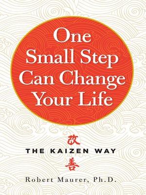 cover image of One Small Step Can Change Your Life
