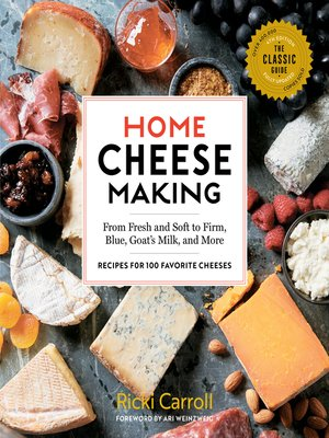 cover image of Home Cheese Making