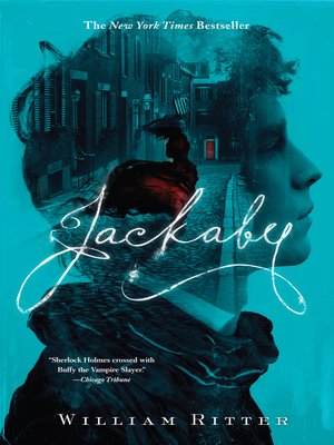 cover image of Jackaby