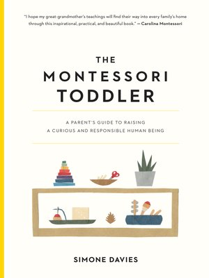 cover image of The Montessori Toddler