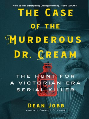 cover image of The Case of the Murderous Dr. Cream