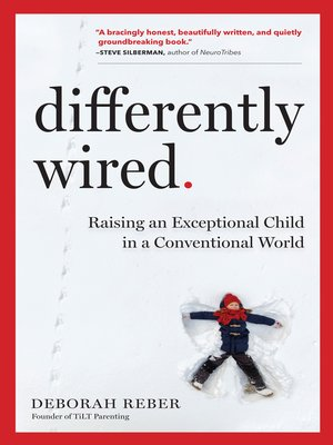 cover image of Differently Wired