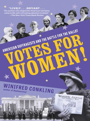 cover image of Votes for Women!