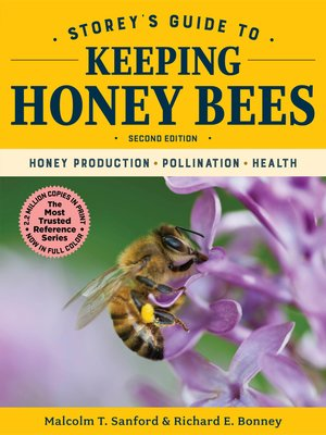 cover image of Storey's Guide to Keeping Honey Bees
