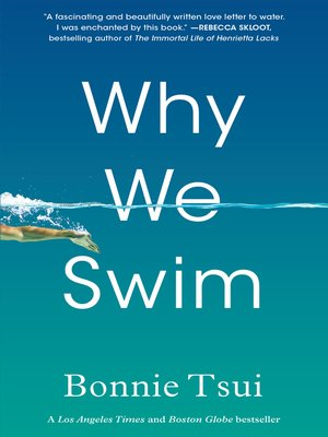 cover image of Why We Swim