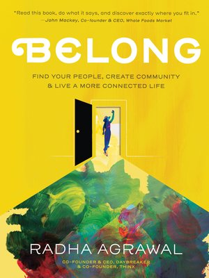 cover image of Belong