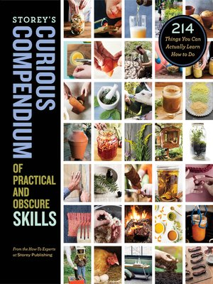 cover image of Storey's Curious Compendium of Practical and Obscure Skills