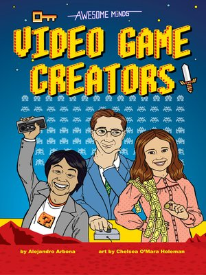 cover image of Video Game Creators
