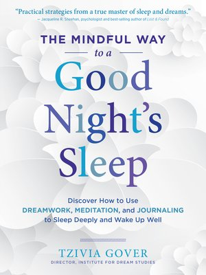 cover image of The Mindful Way to a Good Night's Sleep