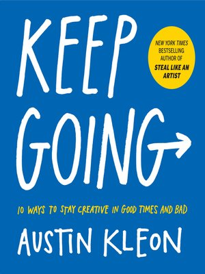 cover image of Keep Going
