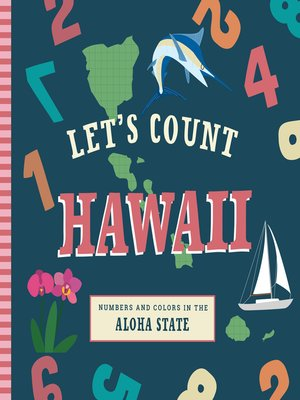 cover image of Let's Count Hawaii