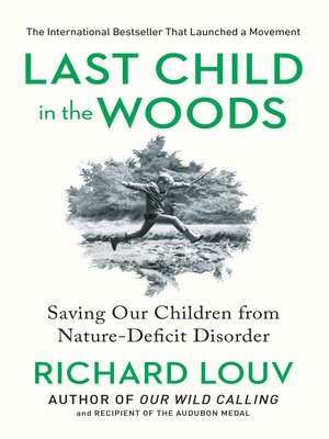 cover image of Last Child in the Woods