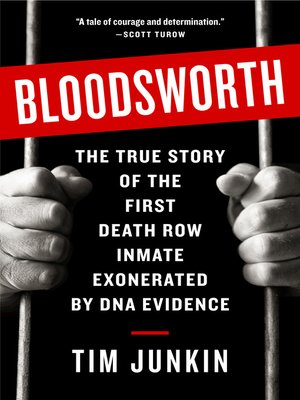 cover image of Bloodsworth