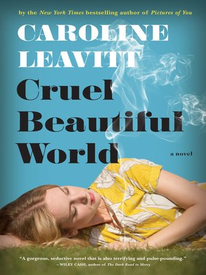 cover image of Cruel Beautiful World