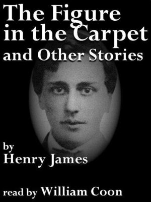 cover image of The Figure in the Carpet and Other Stories