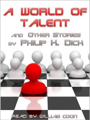 cover image of A World of Talent and Other Stories