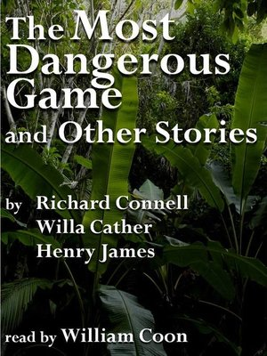 cover image of The Most Dangerous Game and Other Stories
