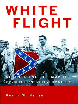 cover image of White Flight