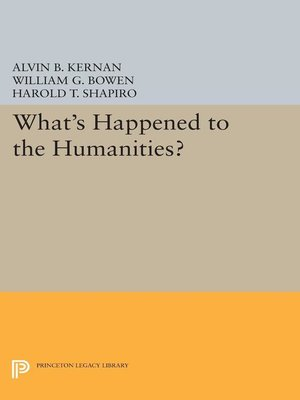 cover image of What's Happened to the Humanities?