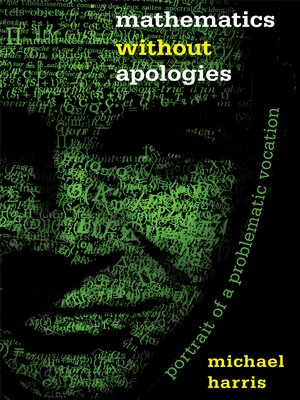 cover image of Mathematics without Apologies