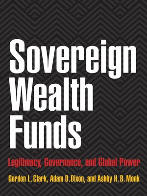 cover image of Sovereign Wealth Funds