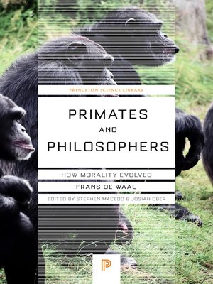 cover image of Primates and Philosophers