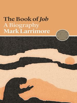 """cover image of The Book of """"Job"""""""