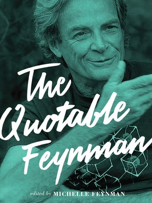 cover image of The Quotable Feynman