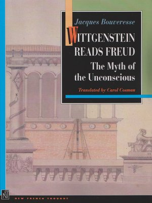 cover image of Wittgenstein Reads Freud
