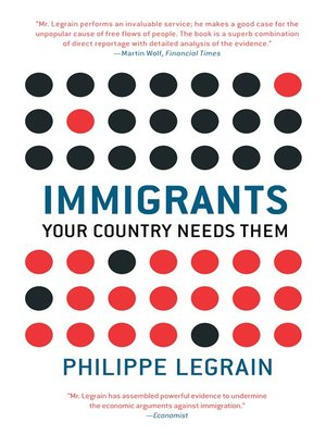 cover image of Immigrants