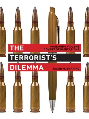 cover image of The Terrorist's Dilemma