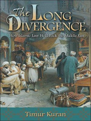 cover image of The Long Divergence