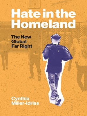 cover image of Hate in the Homeland