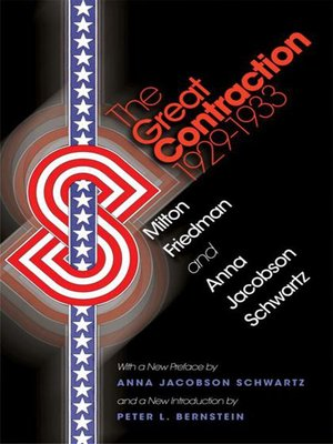 Peter L Bernstein Author 2005 Cover Image Of The Great Contraction 1929 1933
