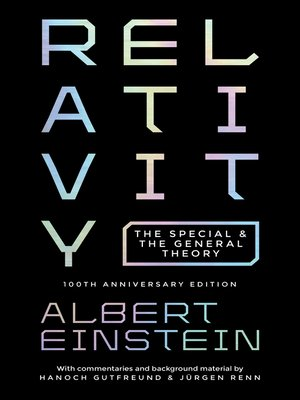 cover image of Relativity