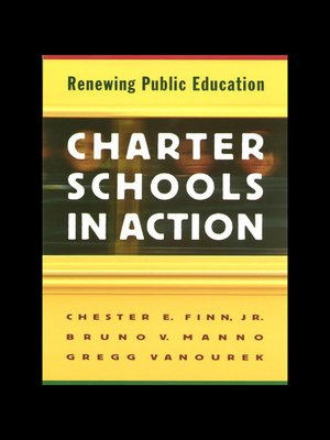 cover image of Charter Schools in Action