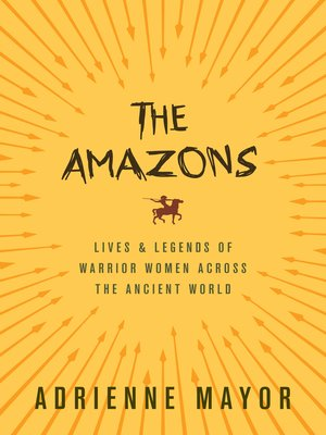cover image of The Amazons