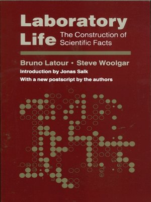 cover image of Laboratory Life