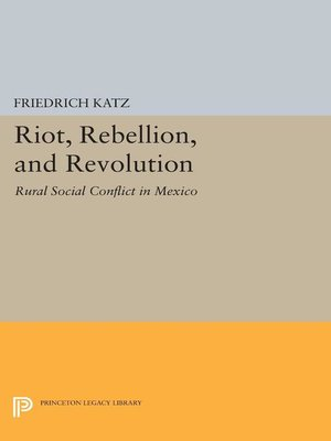 cover image of Riot, Rebellion, and Revolution
