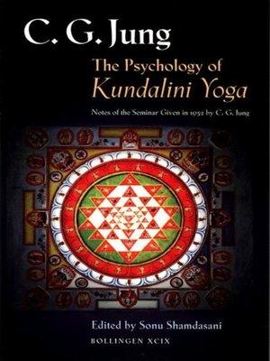 cover image of The Psychology of Kundalini Yoga